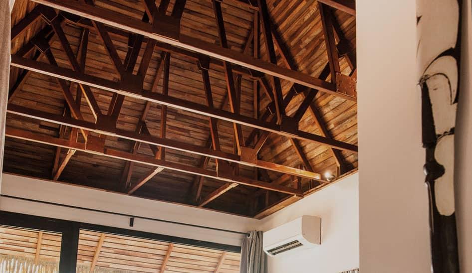 Chambre coté Mer - Assoyam Grand Bassam - Hotel-Restaurant Grand Bassam